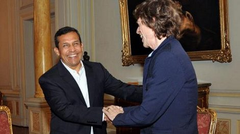 Mick Jagger podría traer a Rolling Stones al Perú