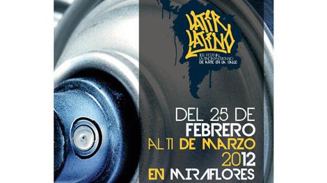 Artistas urbanos tomarán las calles de Miraflores