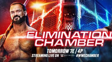 WWE Elimination Chamber 2021 EN VIVO GRATIS: cartelera, horarios y resultados EN VIVO HOY