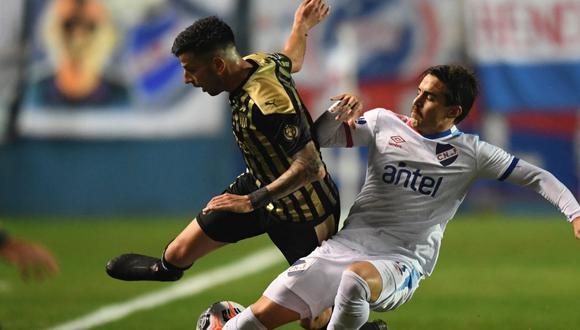 Cómo quedó Nacional - Peñarol por Copa Sudamericana; resumen | Clásico  Uruguayo | URUGUAY | DEPORTE-TOTAL | EL COMERCIO PERÚ