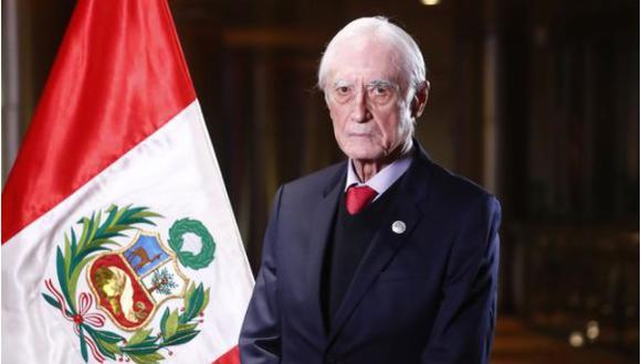 Héctor Bejar | Editorial 1: El canciller del yerro | Sendero Luminoso |  Ministerio de Relaciones Exteriores | CIA | OPINION | EL COMERCIO PERÚ