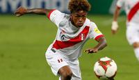 Yordy Reyna sueña con la selección peruana: