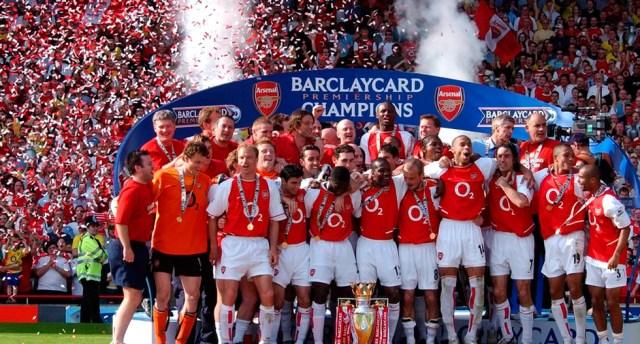 Premier League   Arsenal de 'Los Invencibles': A 16 años de su ...