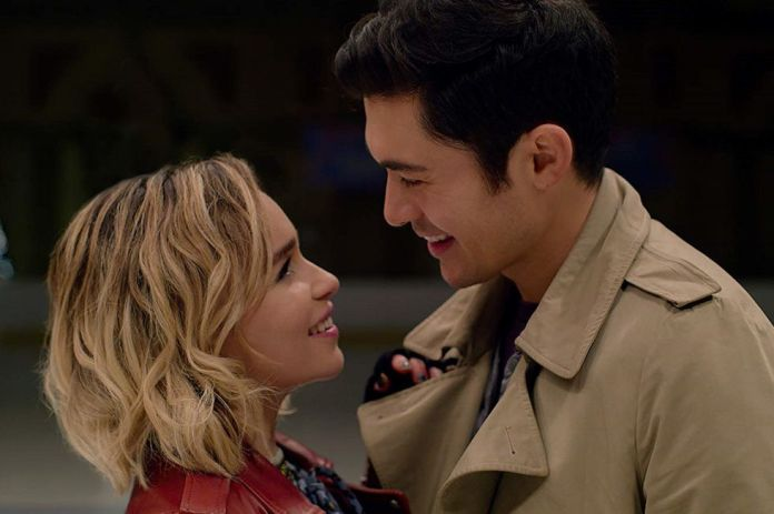 Emilia Clarke and Henry Golding are the protagonists of