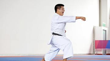 Entrenamiento pandémico para Tokio 2020: el karateca peruano y la lucha por un sueño