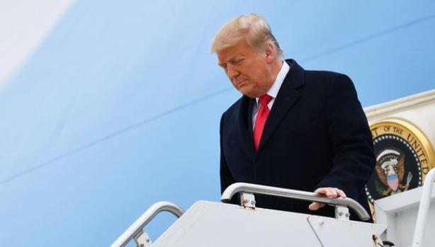 Impeachment a Donald Trump | Capitolio de Estados Unidos | ¿Quiénes son los  republicanos que apoyan el juicio político al presidente? | nczg | MUNDO |  EL COMERCIO PERÚ