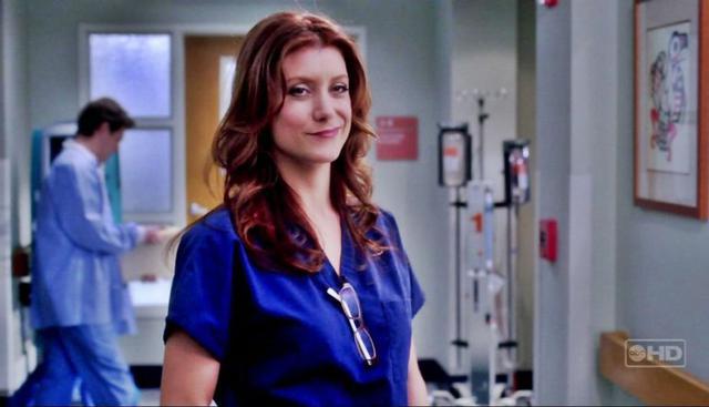 Kate Walsh interpretó a Addison Montgomery en 'Grey's Anatomy' (Foto: ABC)