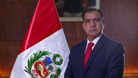 Luis Roberto Barranzuela Vite | Nuevo ministro del Interior se presentó como abogado de Perú Libre | Gabiente Mirtha Vásquez | nndc | | POLITICA | EL COMERCIO PERÚ