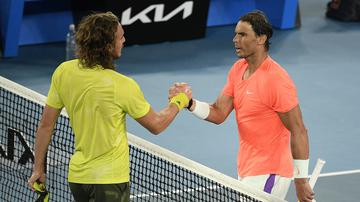 ¡Rafael Nadal eliminado del Abierto de Australia!  Perdió 3-2 ante Stefanos Tsitsipas en cuartos de final