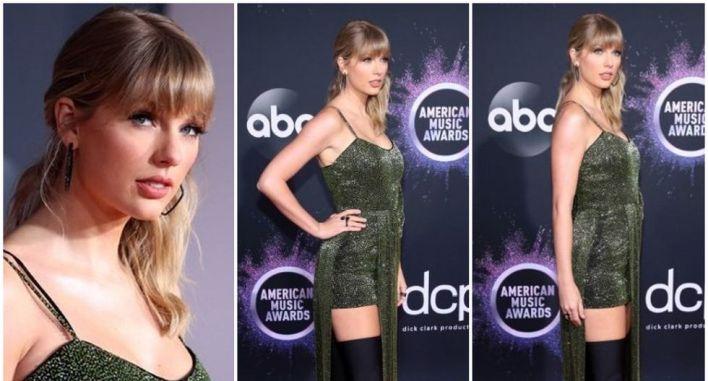 Resultado de imagen para Taylor Swift American Music Awards 2019