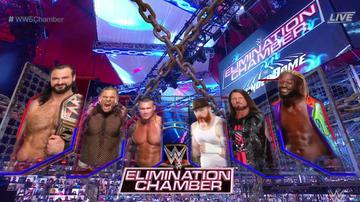 WWE Elimination Chamber 2021 EN VIVO: mira la transmisión EN VIVO y los resultados
