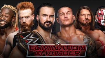 WWE Elimination Chamber 2021 EN VIVO: fecha, hora y canal del evento EN VIVO