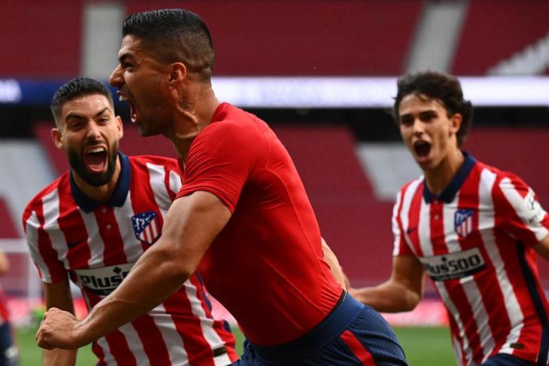 Ver, Atlético Madrid vs Osasuna: resumen, goles y videos   Atlético Madrid  remontó 2-1 al Osasuna y mantiene el liderato de LaLiga Santander de España  2021   España Argentina México Estados Unidos