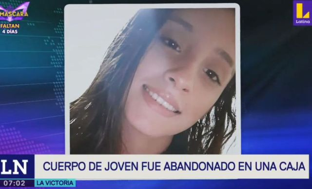 Yoliet Vidaurre Peralta desapareció el pasado 23 de febrero, tras salir de su casa. (Latina)