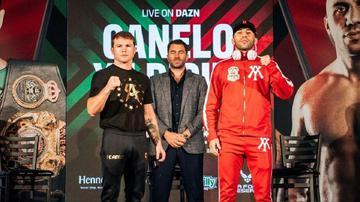 ▶ Canelo Álvarez vs.  Yildirim: ¿A qué hora y dónde ver la pelea por el título súper mediano del WBC LIVE?