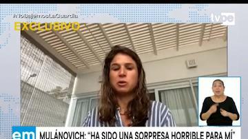 Sofía Mulanovich denuncia haber retirado participación directa del Mundial ISA 2021