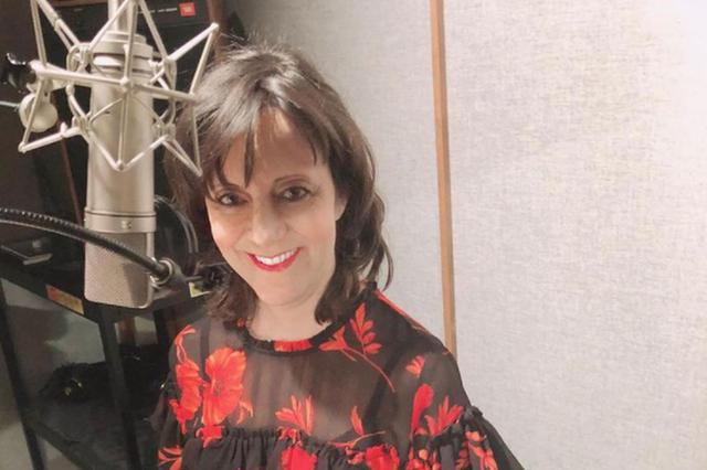 The actress is dedicated to the world of dubbing and lends her voice to bring characters to life (Photo: Pilar Uribe / Instagram)