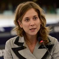 """Marina Albiol: """"El acuerdo con Turquía es fascismo puro y duro"""""""