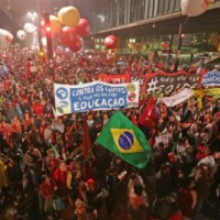 31 de marzo, movilización internacional por la democracia en Brasil (VIDEO)
