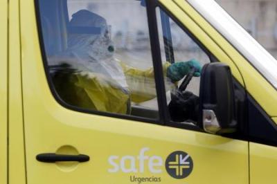 Seis personas ingresadas en Madrid y Tenerife por sospechas de ébola