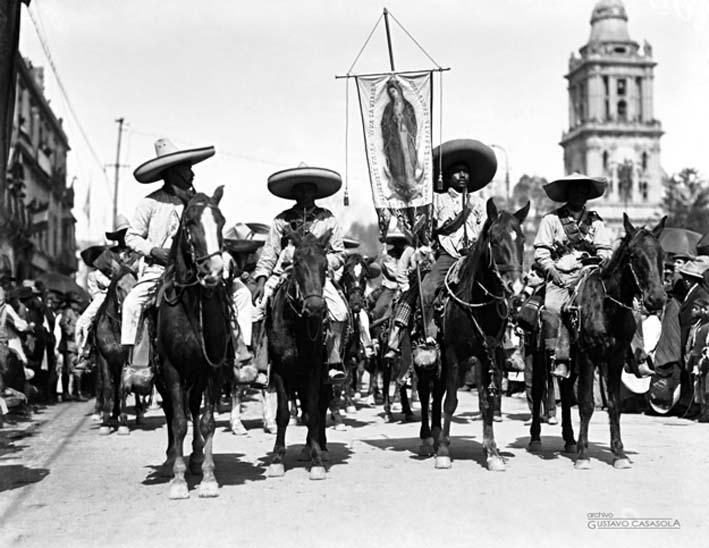La Iglesia y la Revolución mexicana