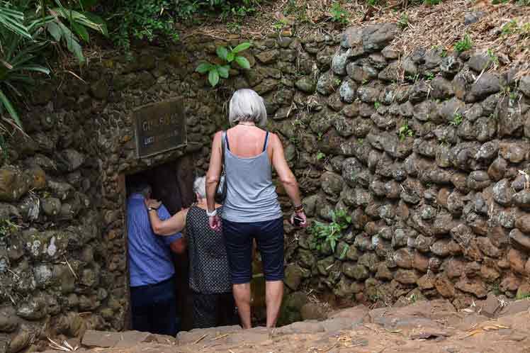 Los túneles de Vinh Moc reciben cada año a miles de visitantes nacionales y extranjeros