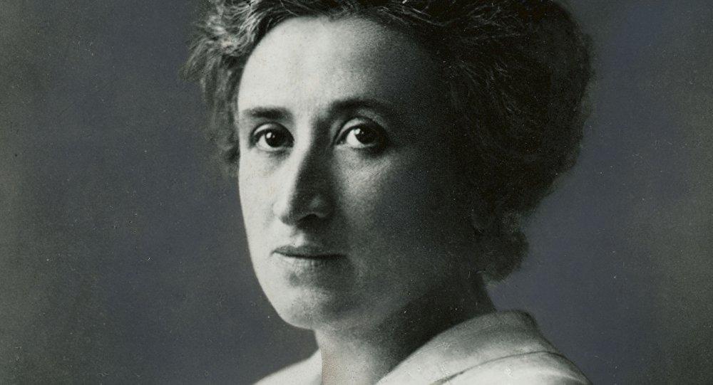 Estas son las cinco 'Rosa Luxemburgo' americanas