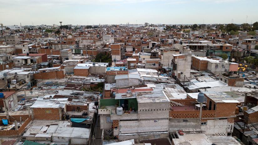 pobreza argentina. 1