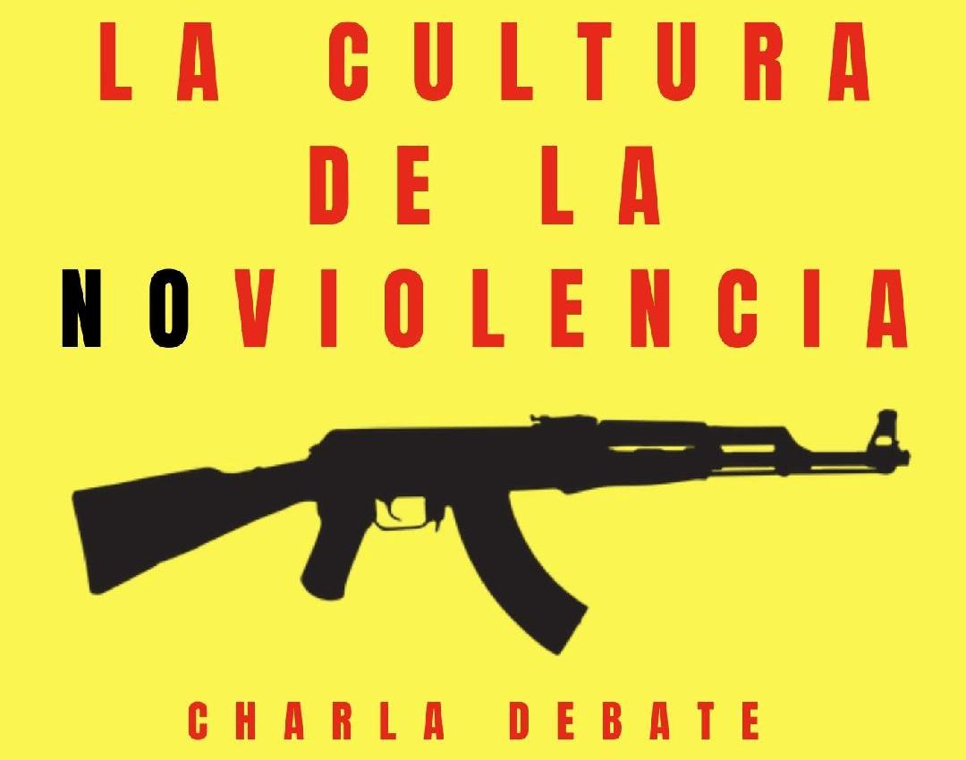 Debate en Las Palmas de Gran Canaria 'La cultura e la no violencia'