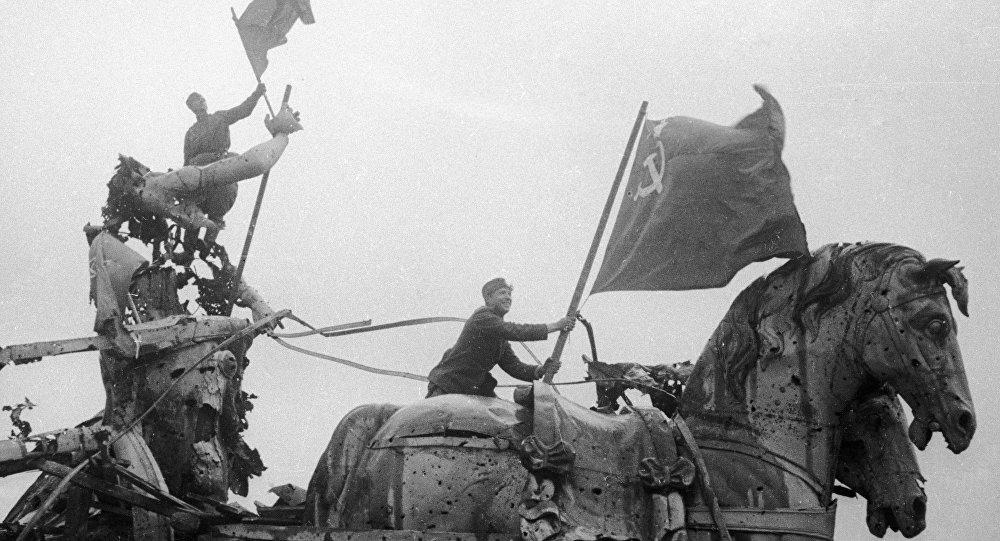 Humillan a la URSS y a China en EEUU al conmemorar la victoria en la II Guerra Mundial