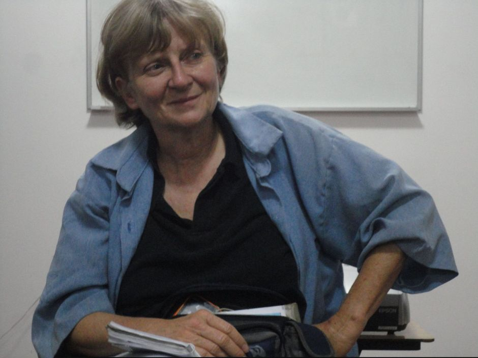 Liliane Blaser, docente y documentalista venezolana