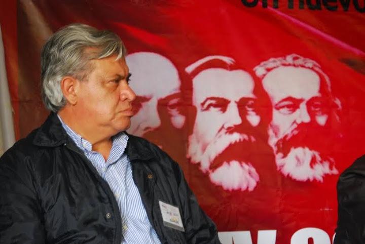 El Comunista » Entrevista al camarada Héctor Colío Galindo, miembro del  Buró Político del Comité Central