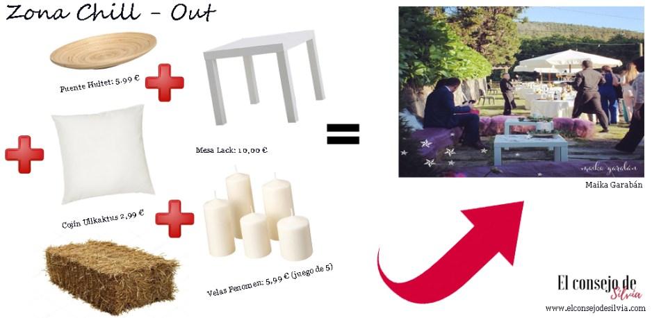Ideas para decorar tu boda con IKEA - 3