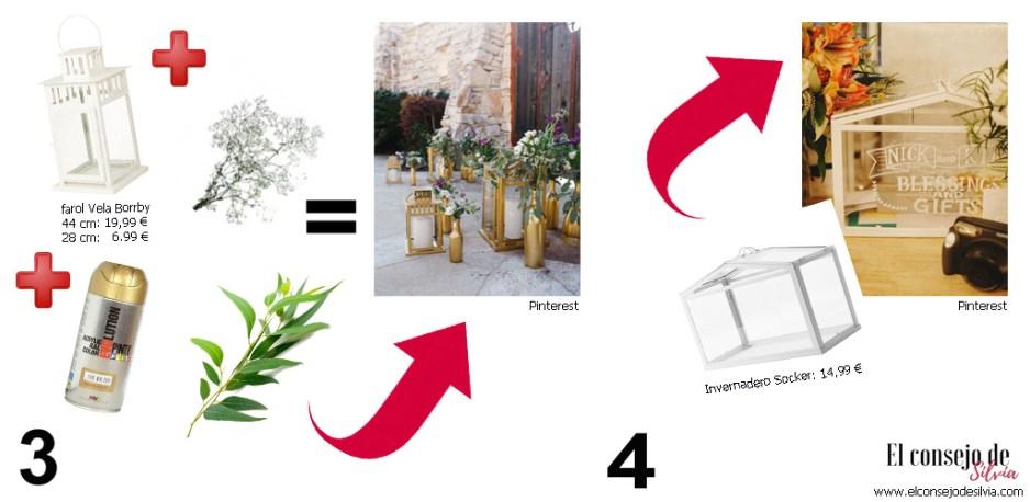 Ideas para decorar tu boda con IKEA - 4