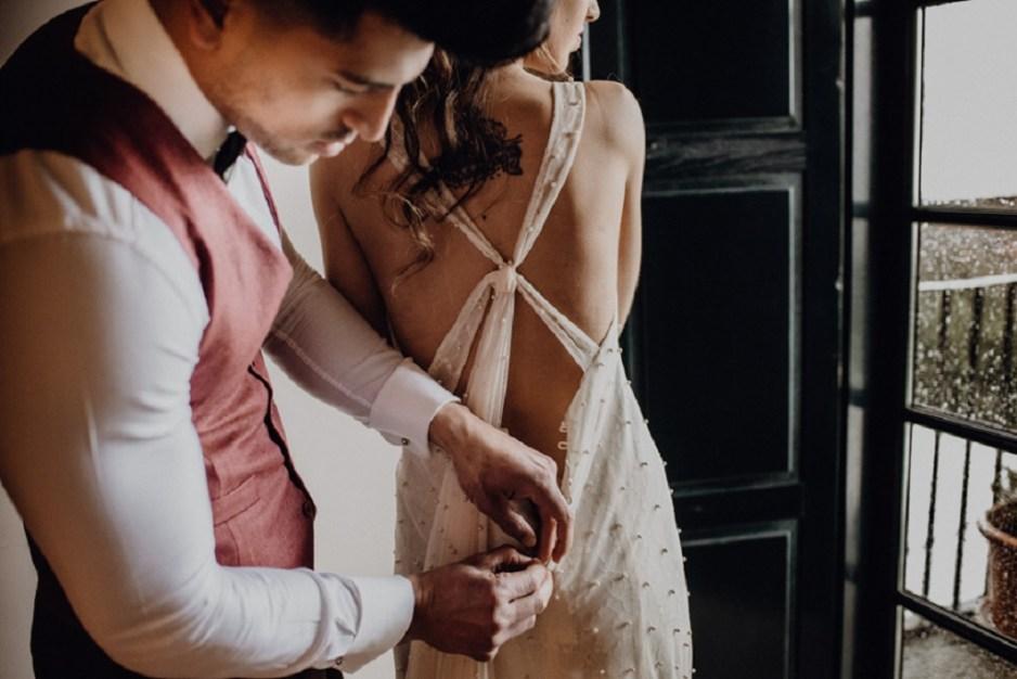 Boda íntima, romántica y diferente 011