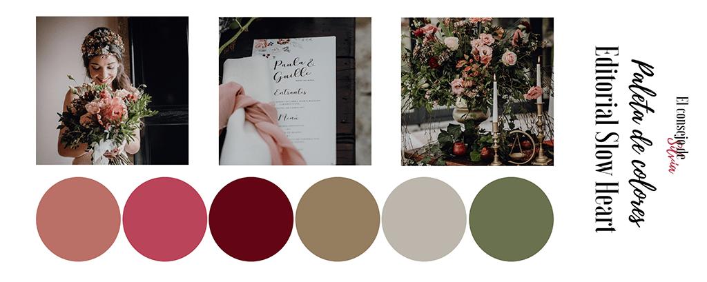 Colo elegir la paleta de colores de vuestra