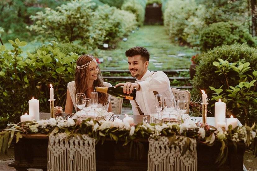 Claves para una boda estilo boho chic 13