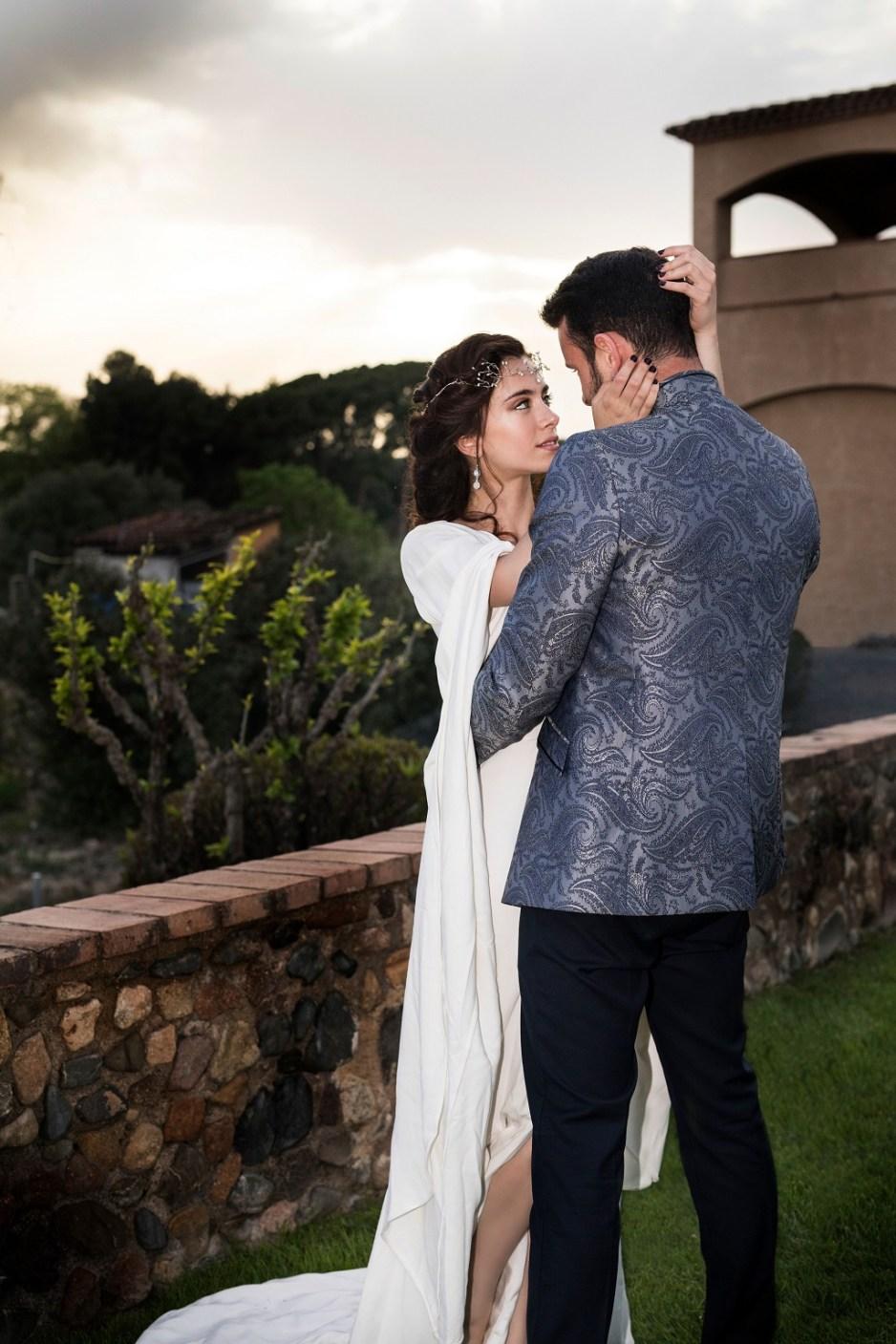 La importancia de elegir el estilo de vuestra boda y crear un hilo conductor 10