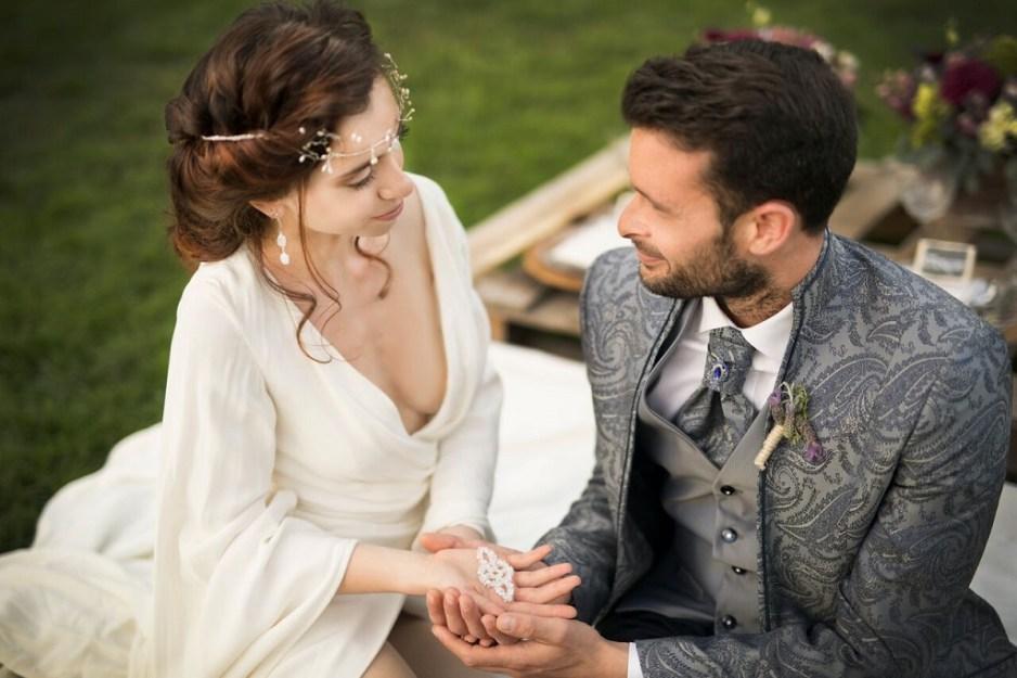 La importancia de elegir el estilo de vuestra boda y crear un hilo conductor 4