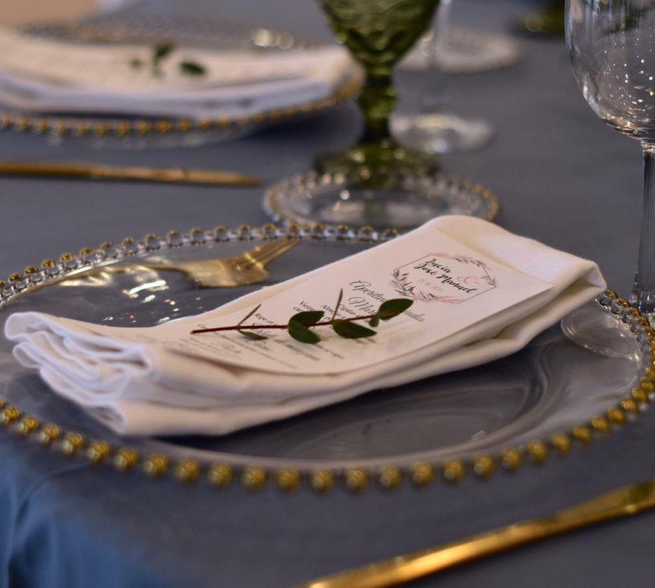 Decoración bodas Galicia