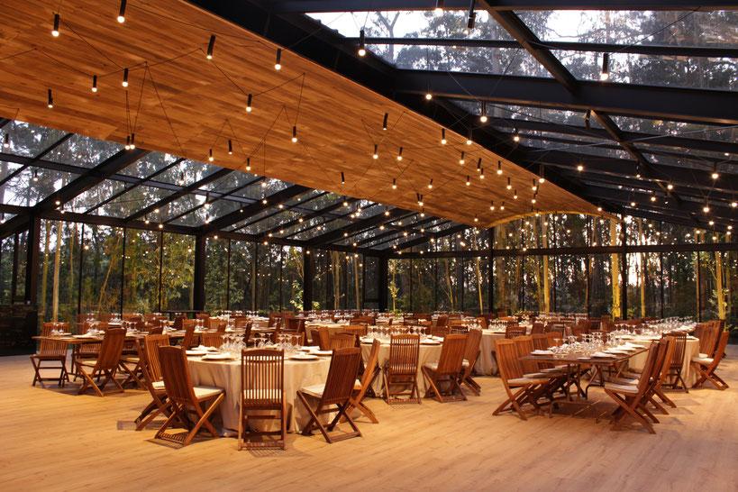 Salón bodas A Coruña
