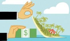 paraisos fiscales, gui de orientacion de impuestos, porcentajes de impuestos el salvador, impuesto sobre la renta el salvador, retenciones a paraisos fiscales