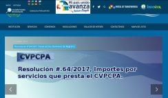 resoluciones consejo de contadores, cvpcpa, precios de servicios cvpcpa,