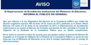 acreditacion de contador ministerio de educacion