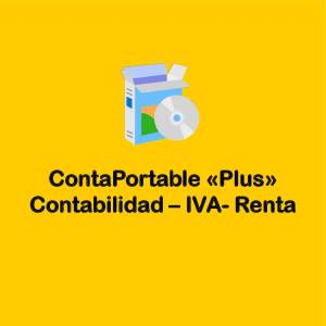 software contable iva renta