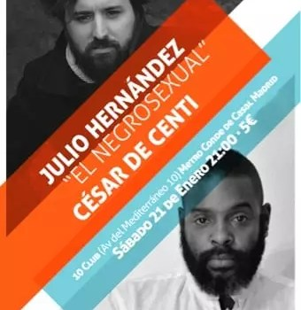 Audio del programa #37 de El corazón al viento en Radio Vallekas con César de Centi, Luga y Julio Hdez (20 de enero 2017)