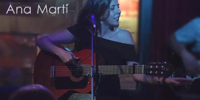Crowdfunding para el nuevo disco de Ana Martí