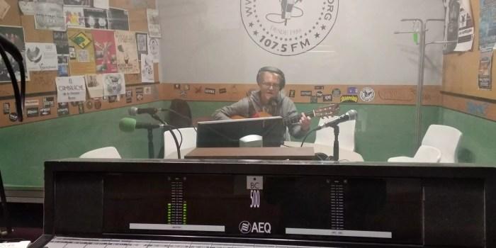 Audio del programa #95 -El corazón al viento en Radio Vallekas- con Miguel Dantart y Chus Navajo (18 de mayo 2018)