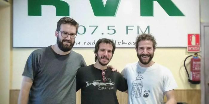Audio del programa #100 -El corazón al viento en Radio Vallekas- con Chus Navajo y Domingo Henares (22 de junio 2018)