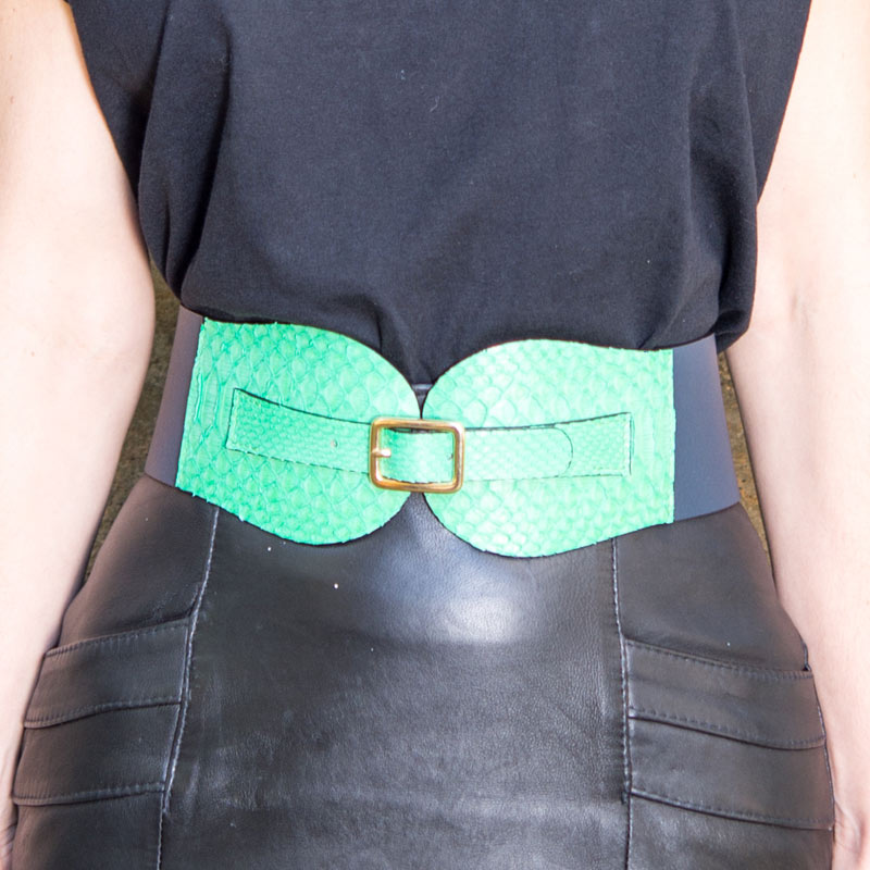 """Ava"" cinturón"